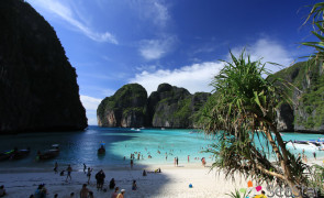 Phi Phi Island + Maya Bay + Bamboo Island Full Day Trip By Speedboat (From Phuket)