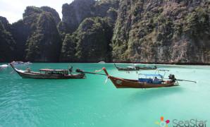 Phi Phi Island + Maya Bay + Bamboo Island Full Day Trip By Speedboat (From Krabi)