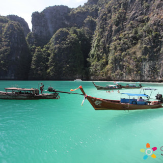 Phi Phi Island + Maya Bay + Bamboo Island Full Day Trip By Speedboat (From Krabi)