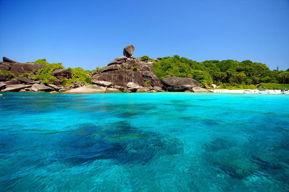 Similan Islands Tour From Khao Lak