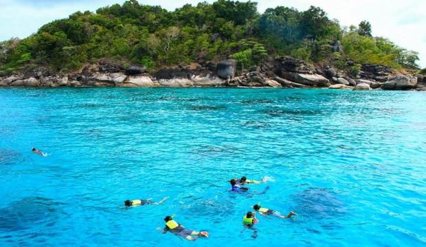 2 Days 1 Night Similan Islands by Speedboat (From Phuket, Krabi, Khao Lak)