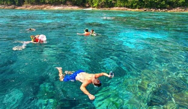 3 Days 2 Nights Similan Islands by Speedboat (From Phuket, Krabi, Khao Lak)