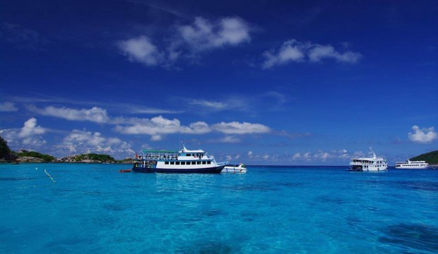 Similan Islands Overnight Snorkeling Tour By Speedboat (From Phuket, Krabi, Khao Lak)