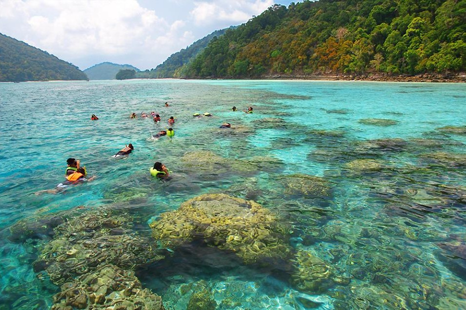 how to get to similan islands from krabi
