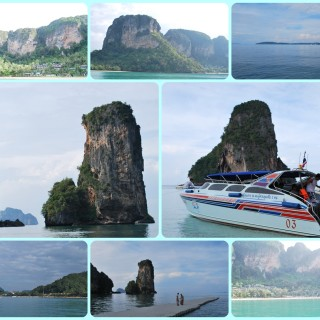 Krabi 4 Islands Tour (Half Day) By Speedboat (From Krabi)